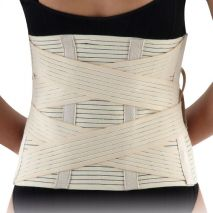 LOMBOSACRAL  BACK SUPPORΤ JOHN'S® υ.25cm
